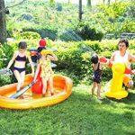 Jilong gonflable Bateau pirate et piscine Centre de jeu pour enfants de 2à 6, 186,9x 135,9x 114,3cm de la marque Jilong image 3 produit