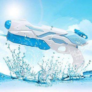 Jouets d'été, Pistolet à eau de tir à longue distance et Grande Capacité pour enfants de la marque image 0 produit
