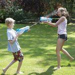 Jouets d'été, Pistolet à eau de tir à longue distance et Grande Capacité pour enfants de la marque image 1 produit