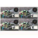 juqilu Canon D'Arrosage De Tuyau D'Arrosage Pulvérisateur Part Pulvérisateur Pistolet À Eau Haute Pression De L'Eau Pour L'Irrigation Des Jardins Du Pulvérisateur De Pulvérisation Lave - Voiture de la marque juqilu image 2 produit