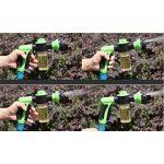 juqilu Canon D'Arrosage De Tuyau D'Arrosage Pulvérisateur Part Pulvérisateur Pistolet À Eau Haute Pression De L'Eau Pour L'Irrigation Des Jardins Du Pulvérisateur De Pulvérisation Lave - Voiture de la marque juqilu image 4 produit