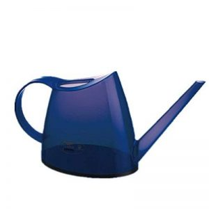 KAMIERFA Arrosoir en Résine 1,5L Léger Mode Transparant - Bleu de la marque KAMIERFA image 0 produit