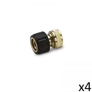 Karcher Kit DE 4 Raccords en Laiton 19mm - 2.645-016.0 de la marque Karcher image 0 produit