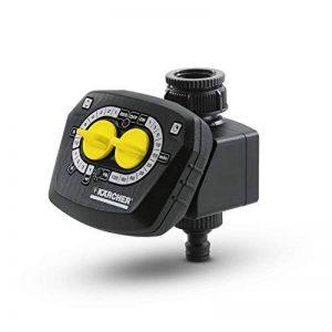 Kärcher - Programmateur d'arrosage compact WT 4 sur robinet à eau de la marque Kärcher image 0 produit
