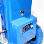 Kiam Power Products Aquaspray Pro 45à piles Spray eau Réservoir Système Trolley (45litre) avec 7,6m télescopique Eau Fed Pole pour nettoyage de vitres de la marque Kiam Power Products image 4 produit
