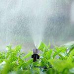 KING DO WAY Kits d'irrigation, Système d'arrosage DIY Pour Irrigation Arrosage Brumisation Jardin Serre (10 Mètres Tuyau avec 10 Micro Buses de Gicleurs) de la marque KING DO WAY image 3 produit