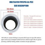 KingBull Multi Calibrateur Pour Tube Multicouche Composite Tube Composites En Aluminium Ø20,25,32 mm de la marque Kingbull image 4 produit