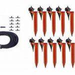 Kit 10 Goutteurs avec supports Iriso + 1 Réserve d'eau 12L Kit10re12LGris de la marque IRISO image 1 produit