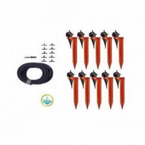Kit réserve 10 Goutteurs Iriso avec supports de la marque IRISO image 0 produit