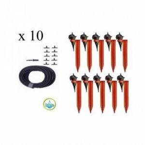 Kit réserve 100 Goutteurs Iriso avec supports de la marque IRISO image 0 produit