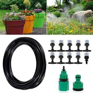 Kits d'irrigation , ikalula Arroseur Goutteurs Pour Irrigation Arrosage Brumisation Jardin Serre Misting Nozzle de la marque ikalula image 0 produit