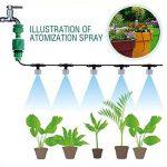 Kits d'irrigation , ikalula Arroseur Goutteurs Pour Irrigation Arrosage Brumisation Jardin Serre Misting Nozzle de la marque ikalula image 2 produit