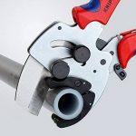 Knipex 90 25 40 Coupe-tubes pour tubes plastiques et composites de la marque Knipex image 3 produit