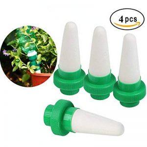 Kyerivs céramique à monter pour plantes d'arrosage Spike extérieur/intérieur automatique Plante goutte appareil Vocation pour plantes de la marque Kyerivs image 0 produit