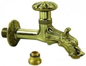 L'Artistica 77432–15robinet pour fontaine Laiton, Type Volant avec rosace, attaque 1/2pouces de la marque L'Artistica image 0 produit