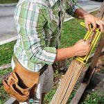 La meilleure qualité Angle Maker Maker - outil de mesure de Woodruff Industries | Marqueur de gabarit de qualité - outil de fabrication d'angle pour de multiples applications | Durable | Lumière | Créer des mises en page et des repères professionnels pour image 5 produit