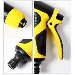 Lavage de voiture d'appui d'eau haute pression Buse de tuyau d'arrosage outils de voiture machine Home Lot de pinceaux de la marque Car wash tools image 1 produit