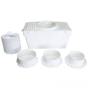 Lazer Electrics Kit universel pour sèche-linge d'intérieur Aération avec flexible Blanc VT79 de la marque Lazer-Electrics image 0 produit
