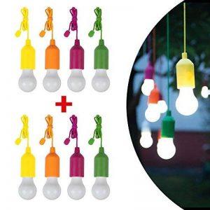 LED-Dekoleuchte 4er Set LED 1W Neutral-blanc HandyLux Colors M14159 jaune, Orange, Magenta, verde de la marque HandyLux Colors image 0 produit