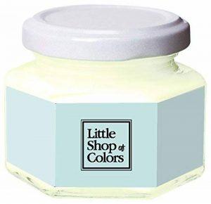 Little Shop of Colors WP010HAP10 Woodpaint Pot de Peinture Bois 100 ml Powder Blue de la marque Little Shop of Colors image 0 produit