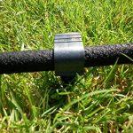 Lot de 100 ancre sol fixation pour tuyau d'arrosage goutte à goutte gouteurs de la marque Pflanzenfuchs® image 1 produit