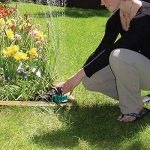 LQZ(TM) Arroseur Jardin Vaporisateur Jardinage Serre Irrigation Irrigation Automatique de Pelouse Water Sprinkler de la marque LQZ image 4 produit