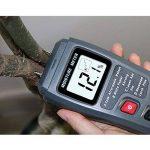 MagiDeal Humidimètre Numérique Portable Pointes Testeur pour Bois de la marque MagiDeal image 4 produit