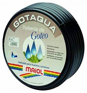 Maiol GT4650 - Tuyaux en polyéthylène, 4 x 6mm - 50M de la marque Maiol image 0 produit
