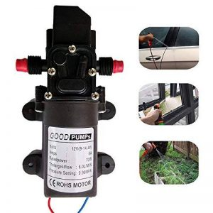 Membrane pour pompe à eau haute pression à amorçage automatique Zology - Pour lavage de voiture, bateau, arrosage de la marque Findtech image 0 produit
