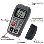 mesurer humidité bois chauffage TOP 12 image 1 produit