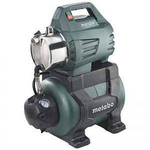 Metabo HWW 4500/25 Surpresseur en Inox/Pompe d'arrosage HWW 4500/25, 240 V, Vert de la marque Metabo image 0 produit