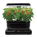 Miracle-Gro AeroGarden Harvest avec kit de capsules de graines d'herbes gourmets (noir) de la marque AeroGarden image 2 produit