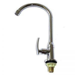 Mitigeur de lavabo robinet pour lavabo et jardin (8810a laver) de la marque Soytich image 0 produit
