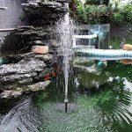 mixigoo Fontaine solaire, Pompe à Eau Solaire électrique Panneau solaire Pompe 1.5W Jardin Arrosage Extérieur Pompe Flottante pour Jardin Patio Oiseaux Bassin Piscine et Etang de la marque mixigoo image 1 produit