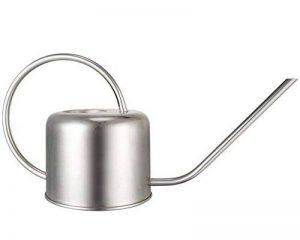 Mkouo Arrosoir en acier inoxydable Petite Eau Peut pour intérieur ou extérieur, 900ml de la marque Mkouo image 0 produit
