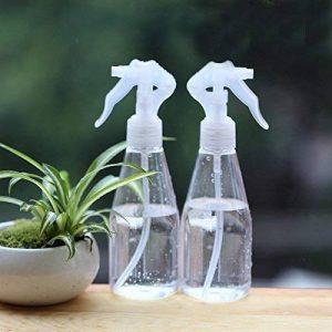 Mkouo Lot de 1Plastique Trigger Flacon pulvérisateur Fleurs plantes Brumisateur pour plantes grasses Airplants 200ml de la marque Mkouo image 0 produit