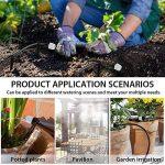 Mopalwin Kits d'irrigation, Micro l'irrigation des Plantes Système d'arrosage DIY Avec 10m Tuyau pour Fleurs, Plantes, Bonsaï, Jardin et Terrasse de la marque Mopalwin image 2 produit