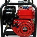 Moteur Hertz® Essence Pompe à eau Pompe pour eaux usées boue Pompe Pompe de bassin Pompe de jardin de la marque KRAFTHERTZ image 3 produit