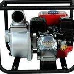 Moteur Hertz® Essence Pompe à eau Pompe pour eaux usées boue Pompe Pompe de bassin Pompe de jardin de la marque KRAFTHERTZ image 4 produit