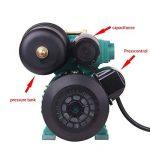 multi-usages 220v- groupe de surpression pompe auto-amorçante surface pour jardin douche - pompe avec pressostat presscontrol de la marque Oemclima image 2 produit