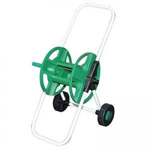 Multitanks Chariot enrouleur de tuyau d'arrosage en métal sur roues de la marque Multitanks image 0 produit