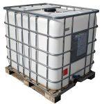 Multitanks - Cuve 1000 litres blanche sur palette plastique ou acier de la marque Multitanks image 1 produit