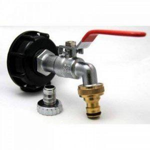 Multitanks - Raccord robinet en laiton chromé sortie raccord rapide - 3/4'' BSP de la marque Multitanks image 0 produit