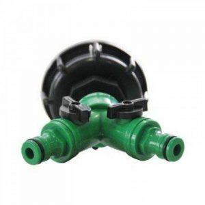Multitanks - Sélecteur 2 voies pour cuve IBC 1000 litres de la marque Multitanks image 0 produit