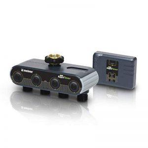 Natrain Programmateur d'arrosage Wifi, Noir, 5.5x11.5x25 cm, Wifi Aqua Timer de la marque Natrain image 0 produit