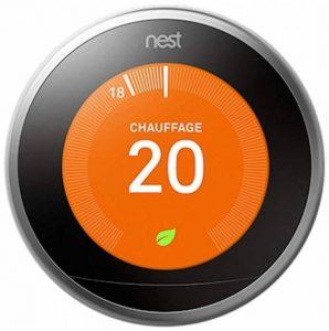Nest Learning Thermostat Troisième Génération de la marque Nest image 0 produit