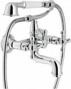 Nobili Rubinetterie grc5001cr Groupe baignoire extérieur avec Duplex de la marque Nobili rubinetterie image 0 produit