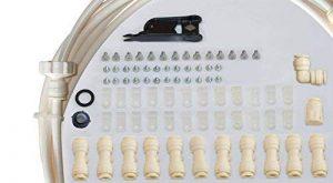 O'FRESH 135 Système de Brumisation 15m 12 Buses Laiton/Inox de la marque O'FRESH image 0 produit