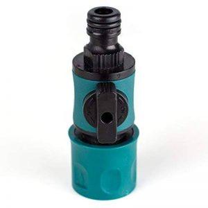 Oasis tuyau d'arrosage avant Vanne d'arrêt d'eau avec connexion rapide de la marque Oasis image 0 produit