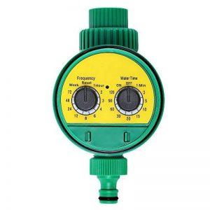 OnehomeStore Contrôleur électronique d'arroseuse d'irrigation de valve de solénoïde de temporisateur de l'eau pour des tuyaux programmables de la marque OnehomeStore image 0 produit